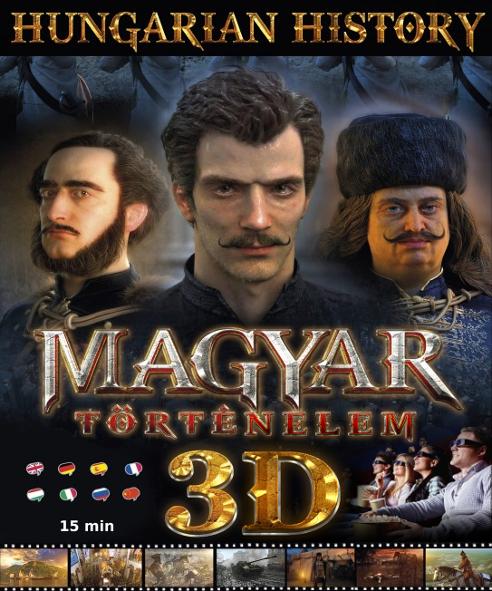 Magyar történelem 3D